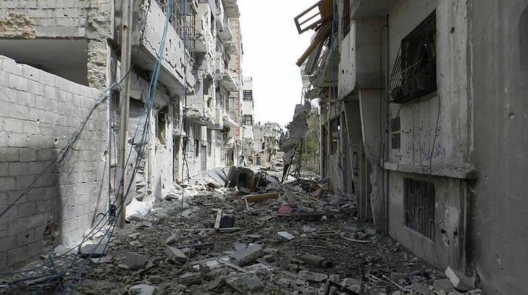 ГенералРФ охиморужии вСирии: все обвинения— очередная фальшивка
