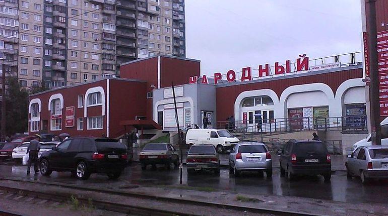 ВПетербурге вынуждены прибегнуть кпомощи медиков десятки работников универсама «Народный»
