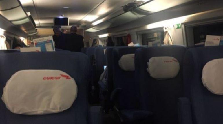 Трехчасовой задержкой «Сапсана» заинтересовались транспортные прокуроры