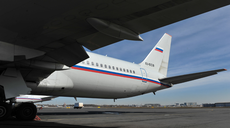 Анталья: Авиадебошир подрался спассажирами иизбил члена экипажа рейса Екатеринбург