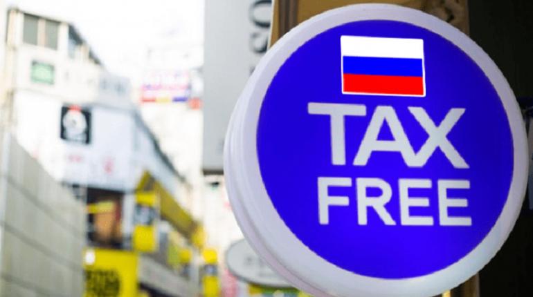 ВПетербурге начали оформлять tax free