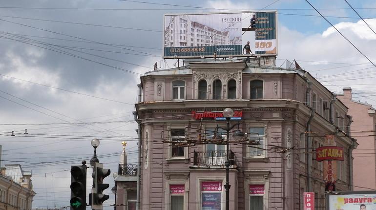 Петербуржцам придумали наказание за белоснежные окна в квартирах