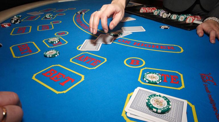 Организаторы казино в Петербурге отделались «условкой»