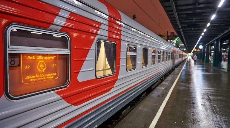 Снятого споезда Москва— Хельсинки пассажира отправили обратно в Российскую Федерацию