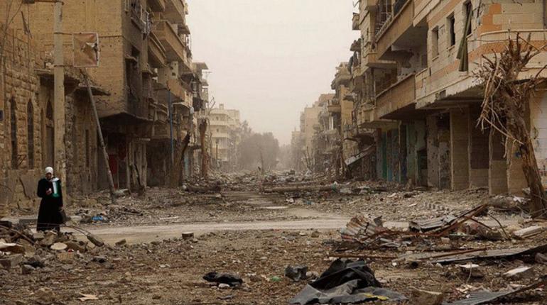 ВСирии закончилась операция повыводу боевиков изДумы