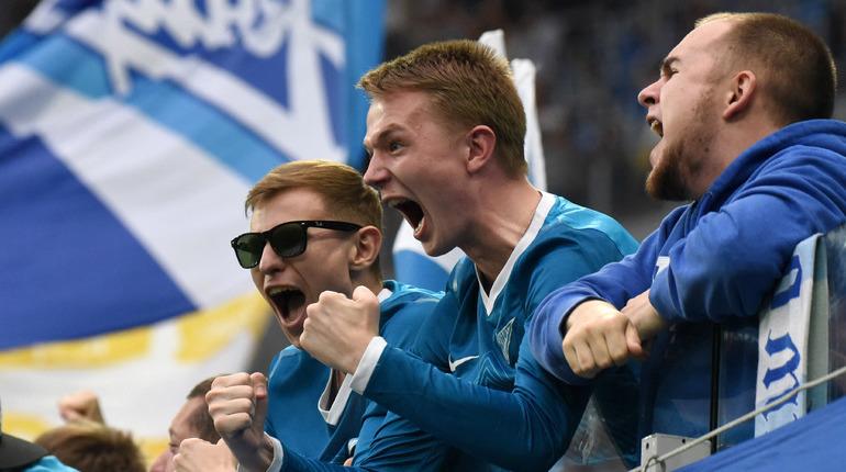 В Петербурге после матча «Зенит»-«Анжи» задержали шестерых болельщиков