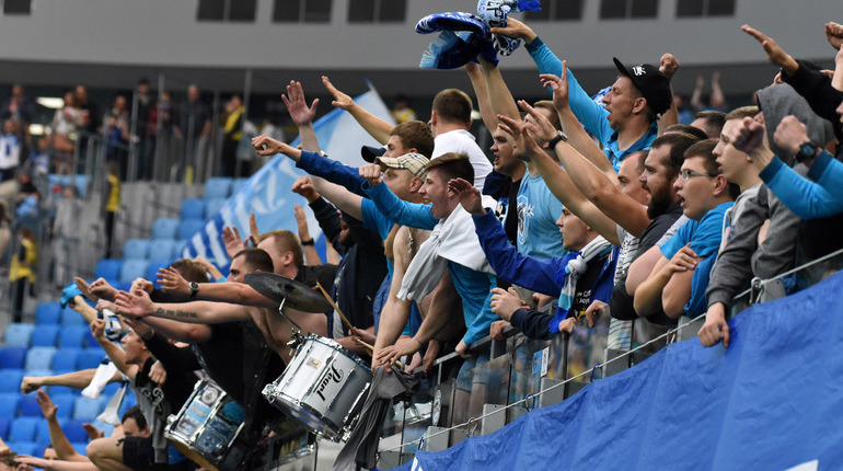«Зенит» установил рекорд чемпионатов РФ посредней посещаемости засезон