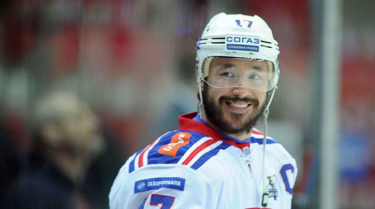 Илья Ковальчук получил статус неограниченно свободного агента вНХЛ