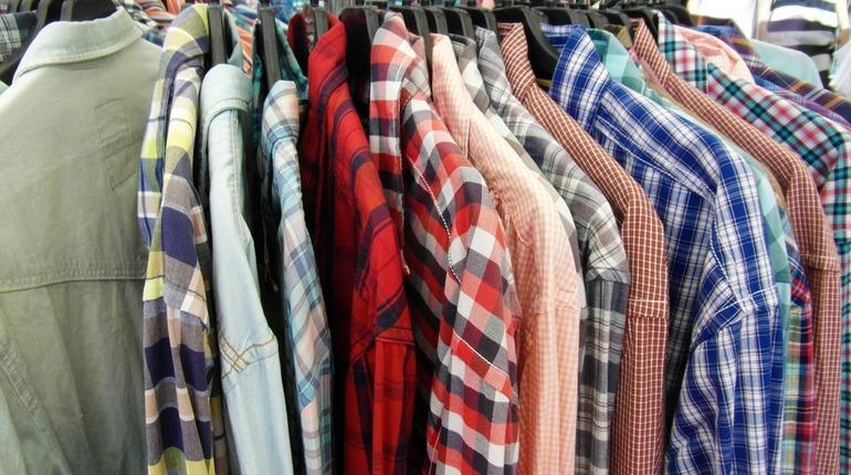 Робот-стилист за $100 несомненно поможет  отыскать  подходящую рубашку для мужчины