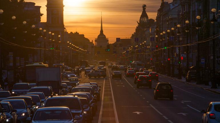 ВСмольный обратились заразрешением наМарш взащиту Петербурга