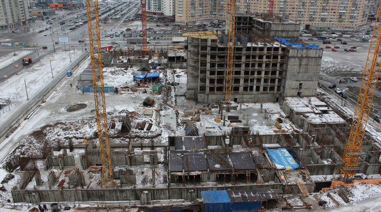 Долгострой ГК «Город» в Приморском районе заберет ЛенспецСМУ