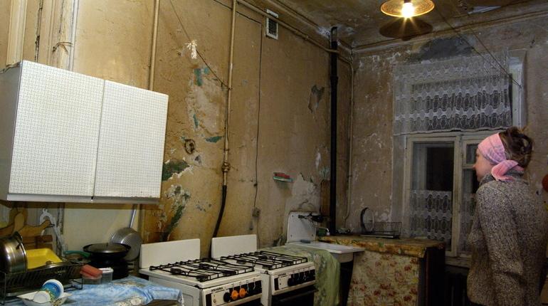 Эксперты: петербуржцев больше не интересуют комнаты в коммуналках