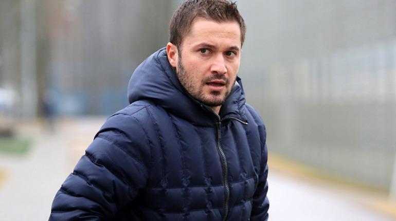 Полузащитник Файзулин тренируется набазе «Зенита»