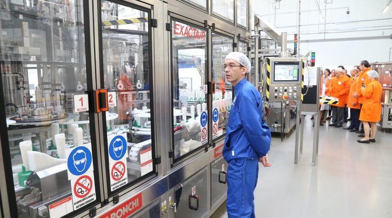 В Петербурге открыли завод по производству инсулина