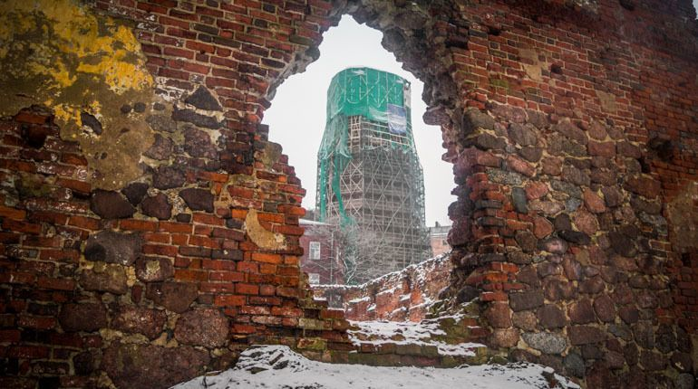КоДню города вВыборге завершат реставрацию 3-х башен