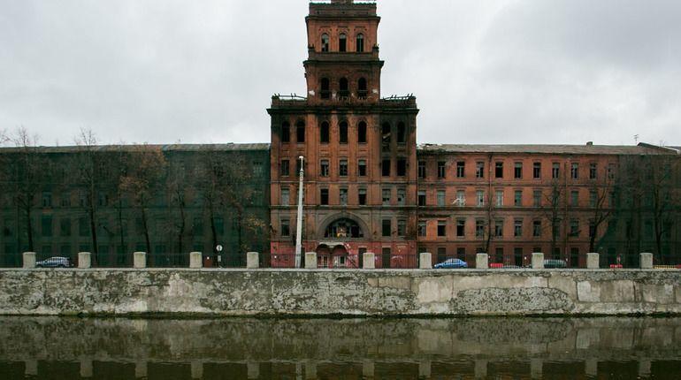 Упустующих помещений «Красного треугольника» вПетербурге появились первые арендаторы