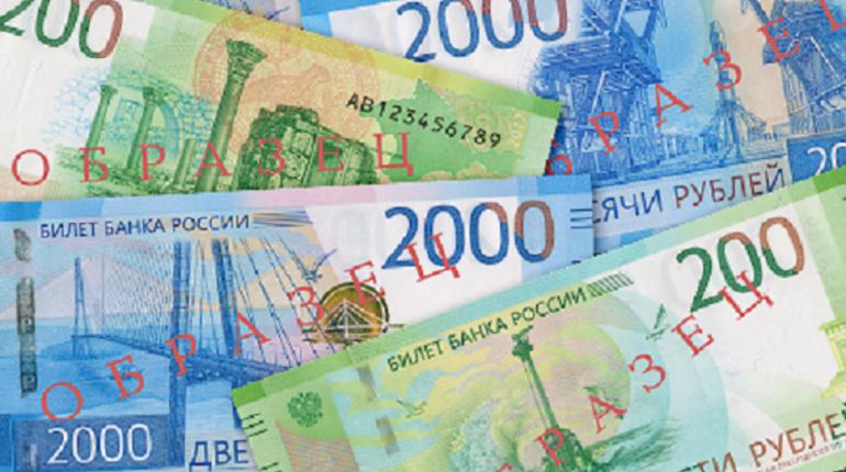 Банк России вбросил в обращение больше банкнот в 200 и 2000 рублей