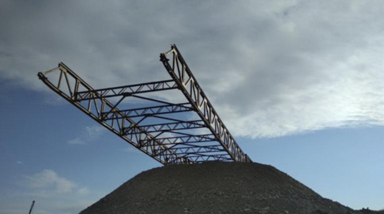 Около 100 военнослужащих построят мост вКронштадте