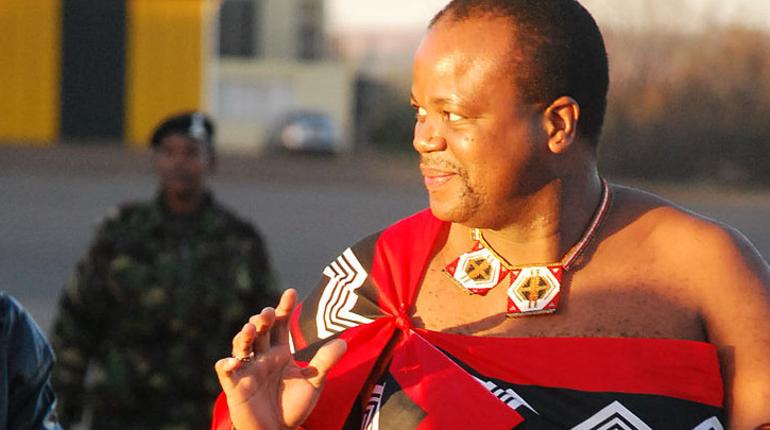 Монарх Свазиленда Мсвати III переименовал государство вКоролевство Эсватини