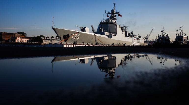 ВДень ВМФ любителям автомобилей ограничат заезд вКронштадт
