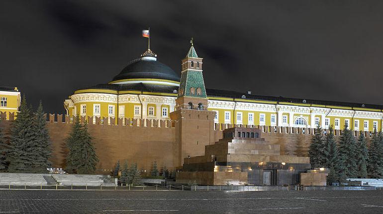 Кремль закроют вконце весеннего периода