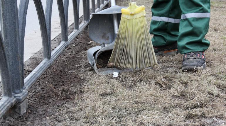 Петербуржцы смогут оценить качество весенней уборки