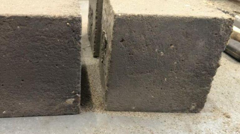 Графен сделал бетон прочнее на146 процентов