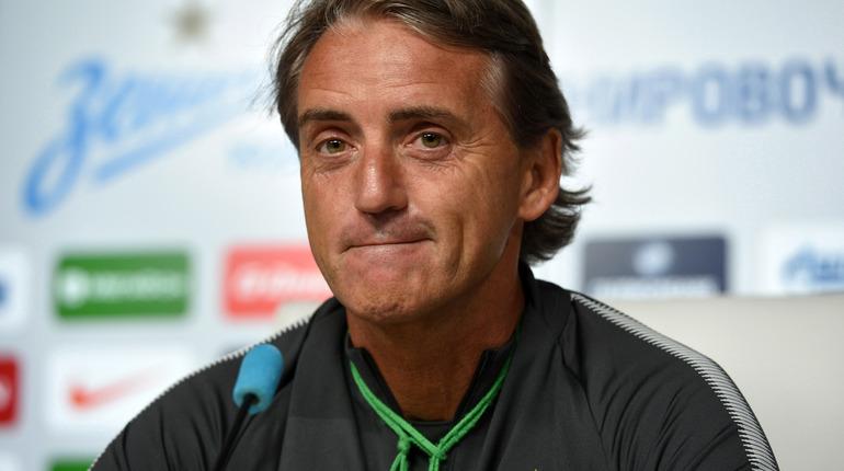 СМИ отправляют Манчини на пост главного тренера