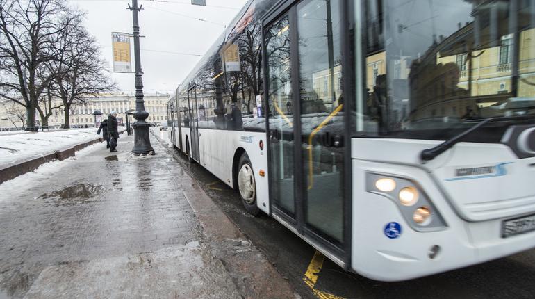 После закрытия «Приморской» увеличится количество наземного транспорта