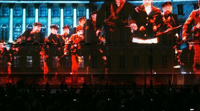 Вцентре Петербурга ограничат движение из-за Фестиваля света