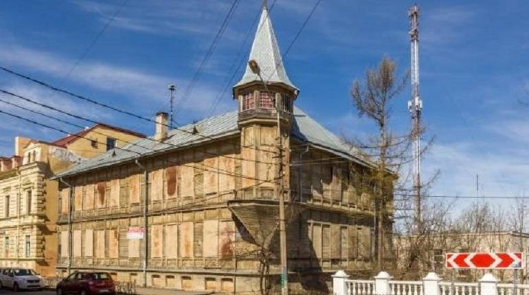 Памятник «Дом Волкова» в Ломоносове пустят с молотка в восьмой раз