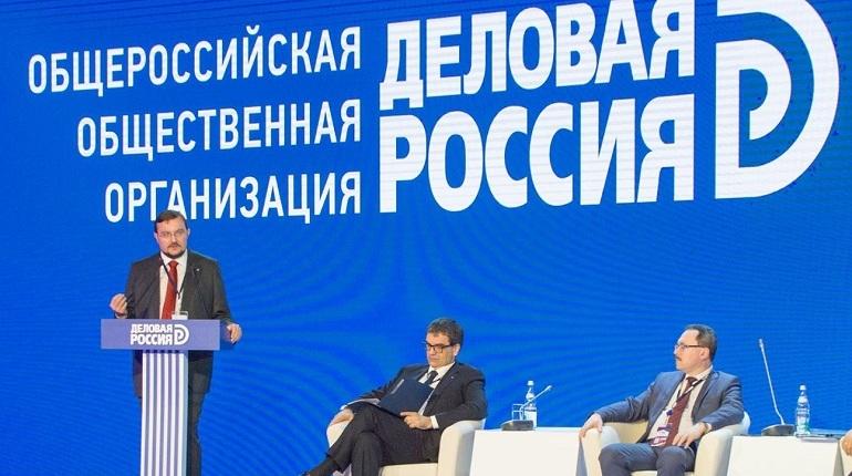 Созданная в 2001 году, «Деловая Россия» объединяет более 3 тыс. предпринимателей, работающих в несырьевом секторе экономики. Общая численность сотрудников на предприятиях «Деловой России» – почти 1 млн человек, а суммарная годовая выручка предприятий превышает 2 трлн руб. Организация представлена в 78 субъектах РФ и включает в себя около 50 комитетов.