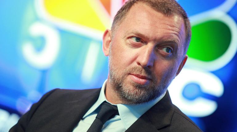 Олег Дерипаска желает отказаться отконтроля за«Русалом»