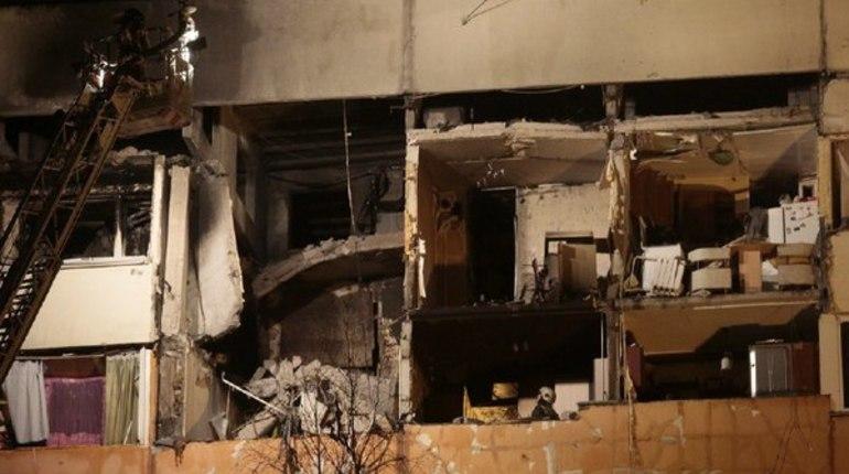 Жильцы разрушенного взрывом дома на Народного Ополчения вернутся в квартиры к лету