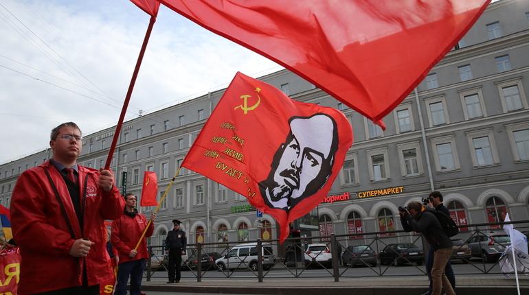 Горожан 1 мая ждут к 10 утра у метро «Маяковская»