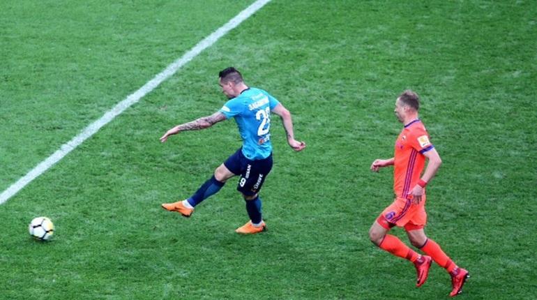 «Зенит» теряет шансы на победу в чемпионате России