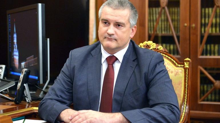 Руководитель Крыма ичлены руководства отчитались о приобретенных втечении прошлого года доходах