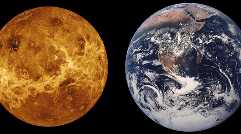 Ученые: Земля превратится в раскаленный «мир смерти», как Венера