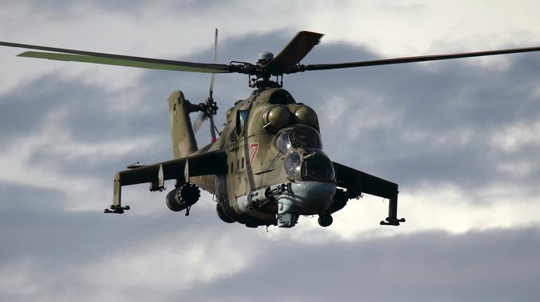 США хотят использовать русские вертолеты навоенных учениях