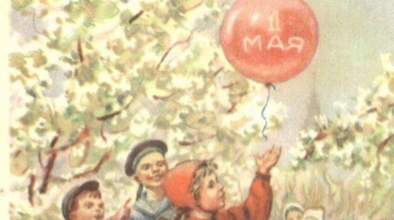 1 мая в Петербурге отмечают праздник Весны и Труда