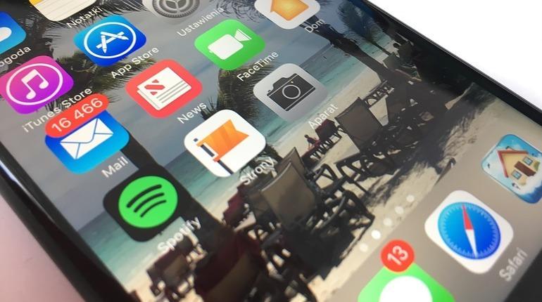 Продажи iPhone оказались ниже прогнозов