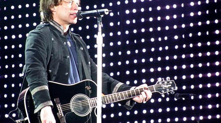 Критики назвали Бон Джови худшим рок-музыкантом всех времен