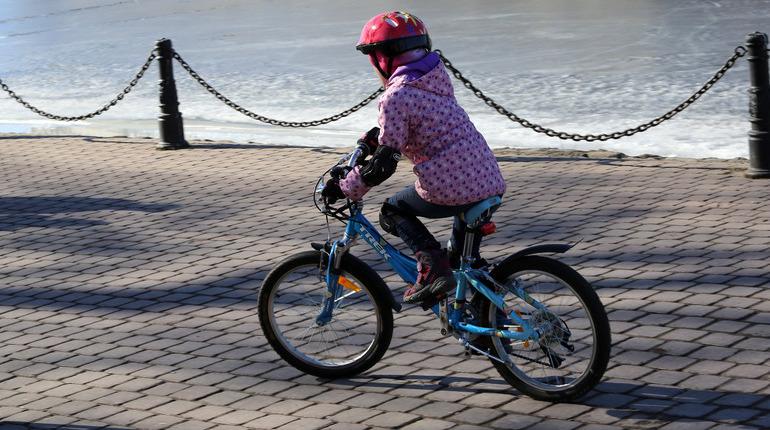 В Курортном районе пройдет детская велогонка в честь Дня Победы