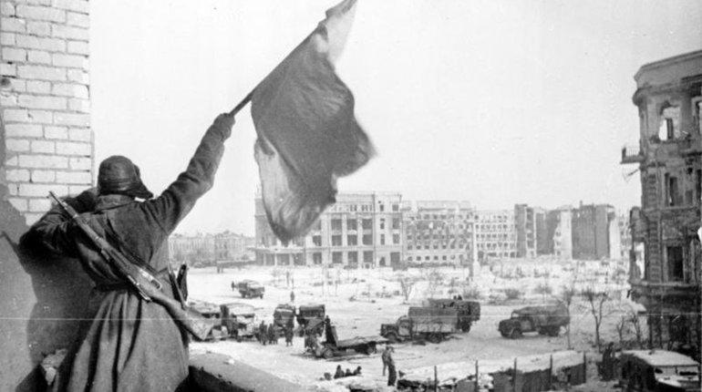 В канун Дня Победы в самом читающем городе страны