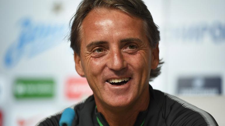 Роберто Манчини: Поздравляю «Локомотив», они заслужили победу вданном чемпионате