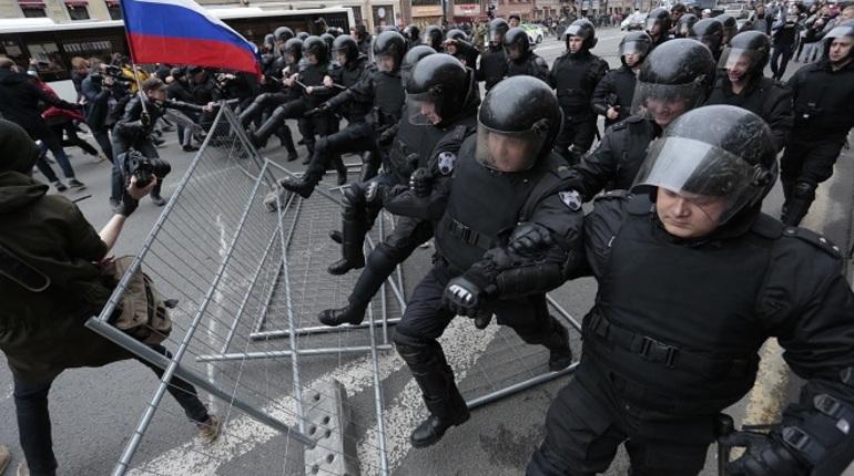 ОВД-инфо: в Петербурге задержано 112 человек