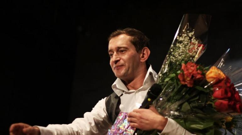 Хабенский «взорвался» после вопроса петербургской журналистке о кинофильме «Собибор»