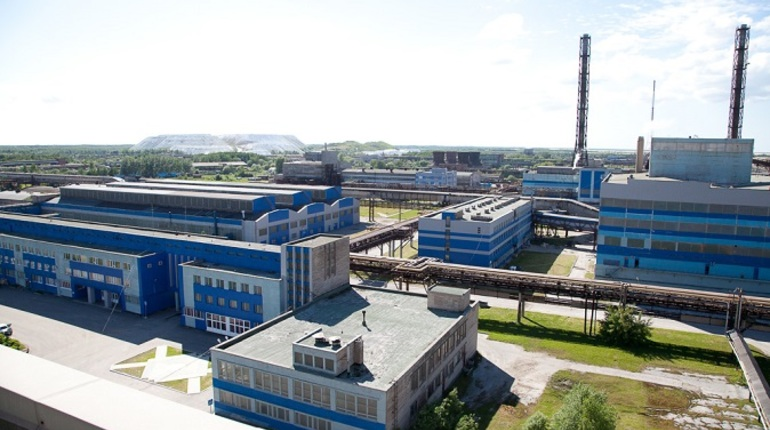 ВКингисеппе откроется завод попроизводству аммиака