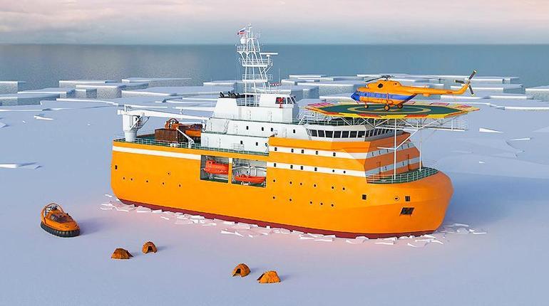 Закладка платформы «Северный полюс» состоится вПетербурге в последующем 2019-ом году