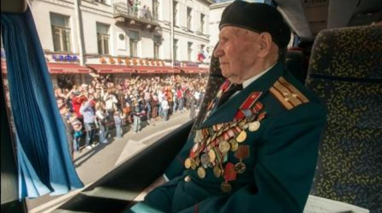 В Петербург начали приезжать участники обороны Ленинграда